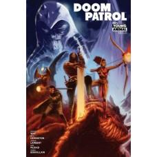 Doom Patrol, Vol. 6 #12B