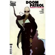 Doom Patrol: Weight of the Worlds #2B