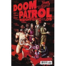 Doom Patrol: Weight of the Worlds #2A