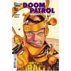 Doom Patrol: Weight of the Worlds #1B