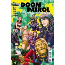 Doom Patrol: Weight of the Worlds #1A