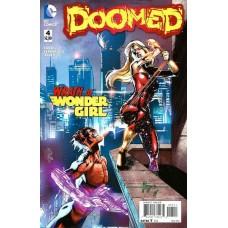 Doomed (DC Comics) #4A
