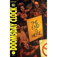 Doomsday Clock #1A