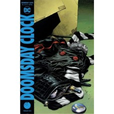 Doomsday Clock #2A