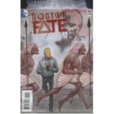 Dr. Fate, Vol. 4 #10