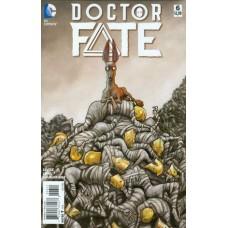 Dr. Fate, Vol. 4 #6