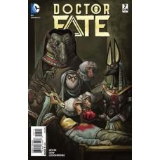 Dr. Fate, Vol. 4 #7
