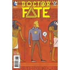 Dr. Fate, Vol. 4 #8