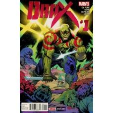 Drax, Vol. 1 #1A
