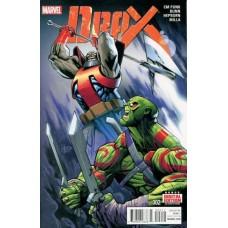 Drax, Vol. 1 #2A