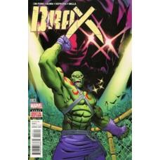 Drax, Vol. 1 #3A
