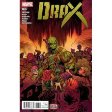 Drax, Vol. 1 #6A