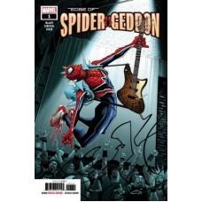 Edge Of Spider-Geddon #1A