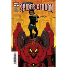 Edge Of Spider-Geddon #2A