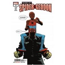 Edge Of Spider-Geddon #3A