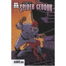 Edge Of Spider-Geddon #3B