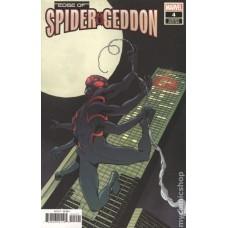 Edge Of Spider-Geddon #4B