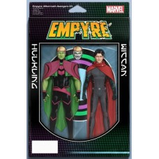 Empyre Aftermath: The Avengers #1H
