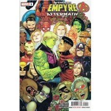 Empyre Aftermath: The Avengers #1A