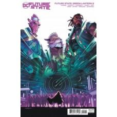 Future State: Green Lantern 2B