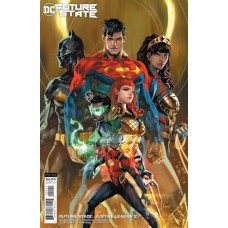Future State: Justice League 2B