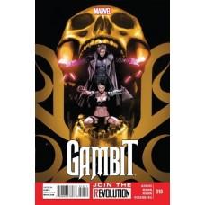Gambit, Vol. 5 #10