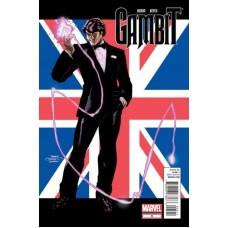 Gambit, Vol. 5 #5