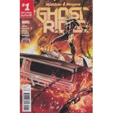 Ghost Rider, Vol. 7 #1A