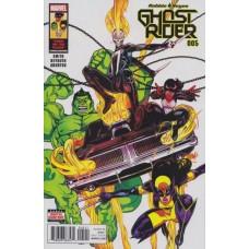 Ghost Rider, Vol. 7 #5A