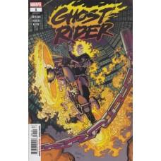 Ghost Rider, Vol. 8 #1A