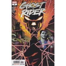 Ghost Rider, Vol. 8 #4A