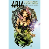 ARIA HEAVENLY CREATURES (ONE-SHOT) CVR A ANACLETO & HABERLIN (02/17/2021)