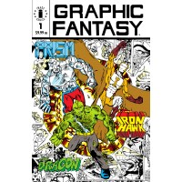 GRAPHIC FANTASY #1 (FACSIMILE ED) (MR) (02/03/2021)