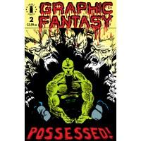 GRAPHIC FANTASY #2 (FACSIMILE ED) (MR) (02/03/2021)