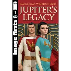 IMAGE FIRSTS JUPITERS LEGACY #1 (MR) (02/24/2021)