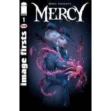 IMAGE FIRSTS MIRKA ANDOLFO MERCY #1 (MR) (02/24/2021)