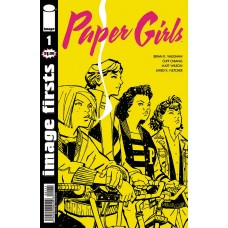 IMAGE FIRSTS PAPER GIRLS #1 (01/20/2021)