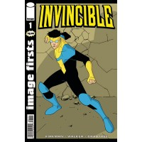 IMAGE FIRSTS INVINCIBLE #1 CURR PTG (01/13/2021)