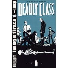 IMAGE FIRSTS DEADLY CLASS #1 (MR) (01/13/2021)