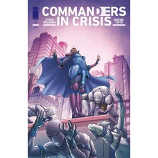 COMMANDERS IN CRISIS #5 (OF 12) CVR A TINTO (MR) (02/10/2021)