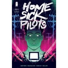 HOME SICK PILOTS #3 (MR) (02/10/2021)