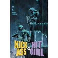 KICK-ASS VS HIT-GIRL #4 (OF 5) CVR A ROMITA JR (MR) (02/10/2021)