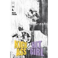 KICK-ASS VS HIT-GIRL #4 (OF 5) CVR B B&W ROMITA JR (MR) (02/10/2021)