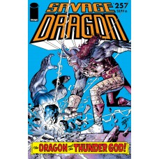 SAVAGE DRAGON #257 CVR A LARSEN (MR) (02/17/2021)