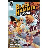 BLACK HAMMER VISIONS #1 (OF 8) (02/10/2021)