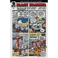 BLACK HAMMER VISIONS #1 (OF 8) EVAN DORKIN VAR ED (02/10/2021)