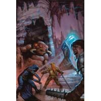 STRANGER THINGS D&D CROSSOVER #4 CVR A (02/03/2021)