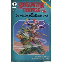 STRANGER THINGS D&D CROSSOVER #4 CVR C DAVID M BECK VAR ED (02/03/2021)