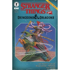 STRANGER THINGS D&D CROSSOVER #4 CVR C DAVID M BECK VAR ED (02/03/2021)