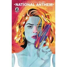 TRUE LIVES OF THE FABULOUS KILLJOYS NATIONAL ANTHEM #5 VAR E (02/10/2021)